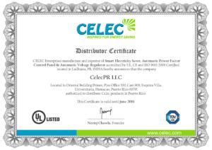 Celecpr llc distributor certificate 30062017 celec enterprises celecpr llc distributor certificate 30062017celec2017 07 01t1016210000 altavistaventures Choice Image